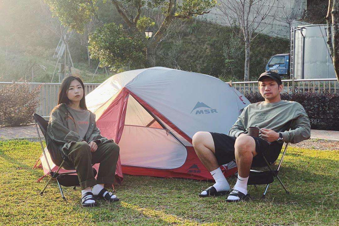 南投露營達人遊記