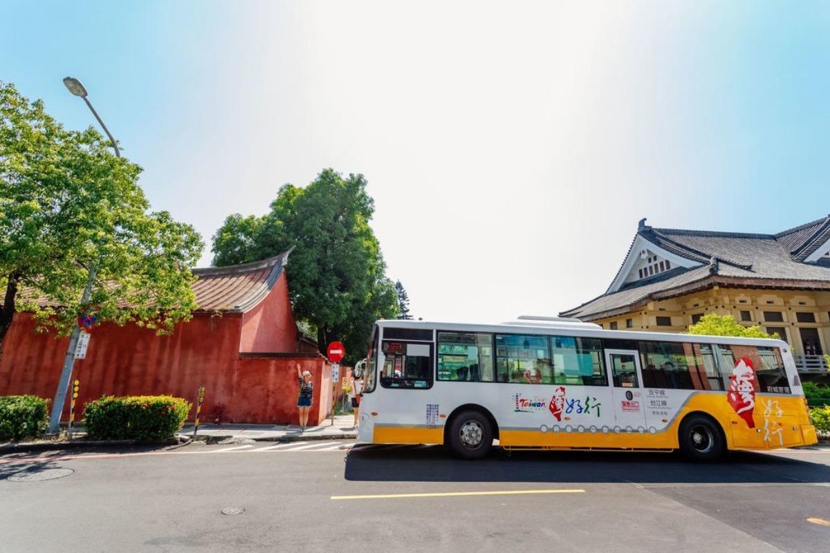台南-8899一日無限搭乘券  買88府城巡迴線送99安平台江線